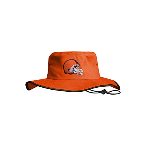 Cleveland Browns NFL Solid Boonie Hat