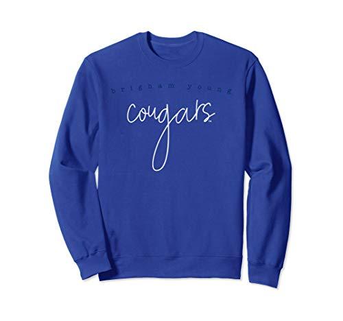 BYU Cougars Brigham Young NCAA Women's Sweatshirt RYLBYU14