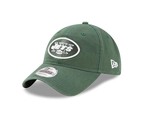 New Era New York Jets 9TWENTY Core Green One Size Fits All