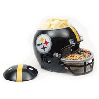Wincraft Pittsburgh Steelers NFL Snack Helmet