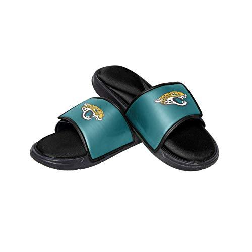 Jacksonville Jaguars NFL Mens Foam Sport Slide - M
