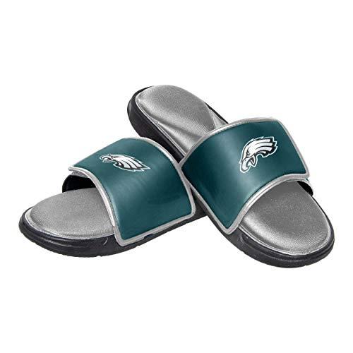 Philadelphia Eagles NFL Mens Foam Sport Slide - S