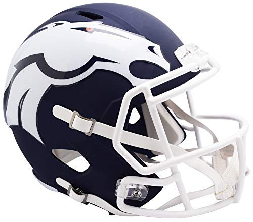 NFL Denver Broncos Mini Replica Helmet