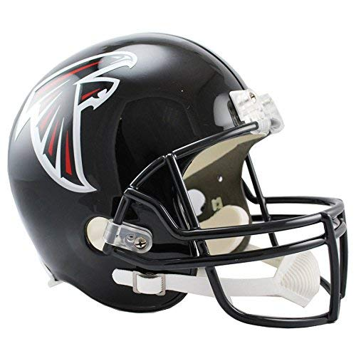 Riddell Atlanta Falcons Officially Licensed VSR4 Full Size Replica Football Helmet