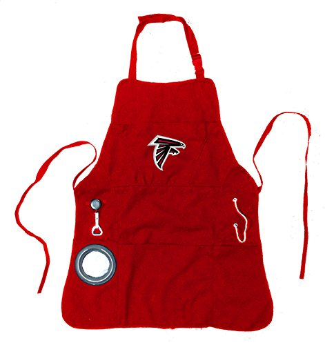 Team Sports America Atlanta Falcons Ultimate Grilling Apron