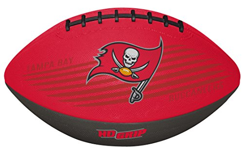 Rawlings NFL Tampa Bay Buccaneers 07731086111NFL Downfield Football (All Team Options), Red, Youth