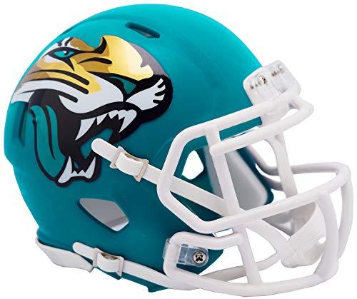 Riddell NFL Jacksonville Jaguars Full Size Replica Helmetamp Alternate, Team Colors, One Size