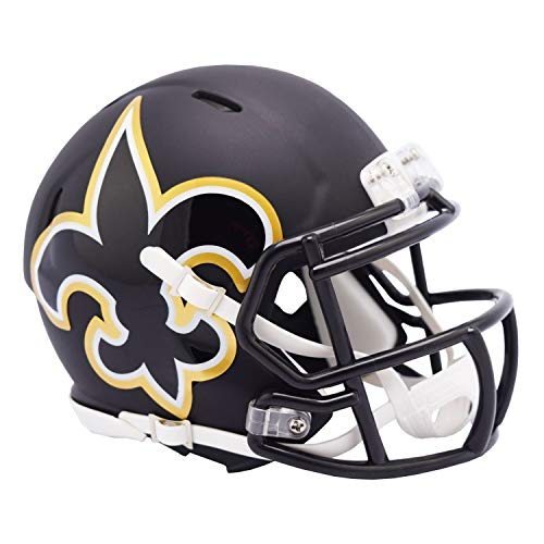 NFL New Orleans Saints Mini Replica Helmet
