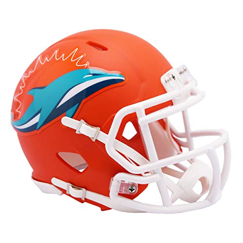 NFL Miami Dolphins Mini Replica Helmet