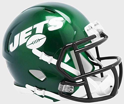 Riddell NFL New York Jets NFL Speed Mini Football Helmet