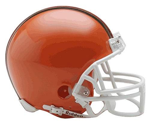 NFL Cleveland Browns Replica Mini Football Helmet
