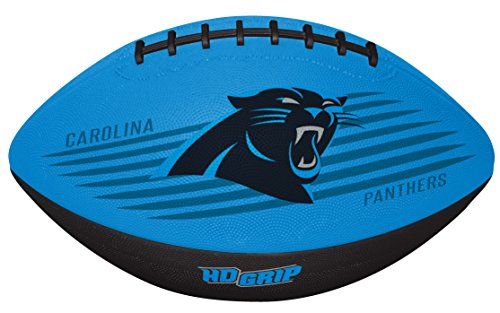 NFL Carolina Panthers 07731090111NFL Downfield Football (All Team Options), Blue, Youth