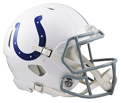 NFL Indianapolis Colts Speed Authentic Football Helmet