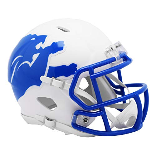 NFL Detroit Lions Mini Replica Helmet