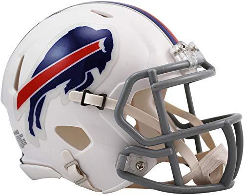 Riddell Buffalo Bills Revolution Speed Mini Football Helmet - NFL Mini Helmets