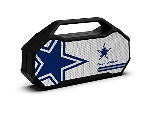 NFL Prime Brands Group XL Wireless Bluetooth Speaker, Dallas Cowboys