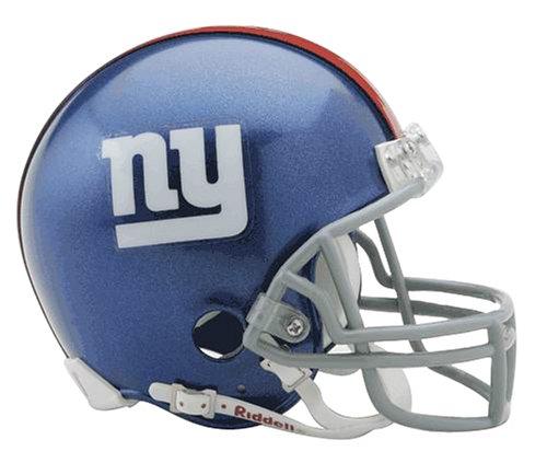 NFL New York Giants Replica Mini Football Helmet
