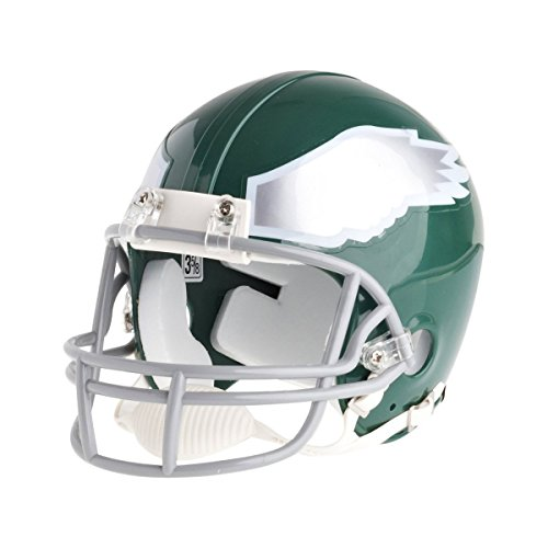Riddell Philadelphia Eagles 1974-1995 NFL ProLine VSR-4 Mini Throwback Football Helmet