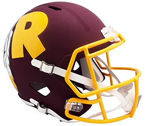 NFL Washington Redskins Full Size Replica Helmet