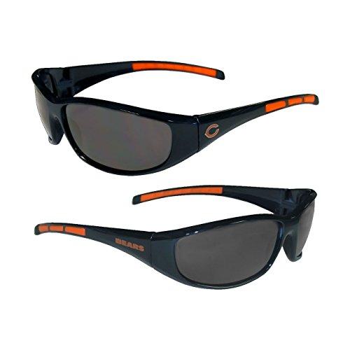 Siskiyou Chicago Bears Wrap Sunglasses