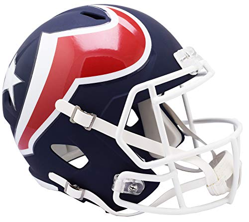 NFL Houston Texans Mini Replica Helmet