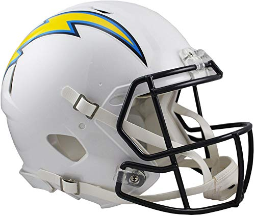 Riddell Los Angeles Chargers Throwback 2007-2018 Revolution Speed Full-Size Authentic Football Helmet