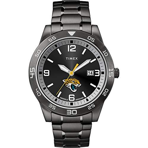 Timex Men's TWZFJAGMM NFL Acclaim Jacksonville Jaguars Watch