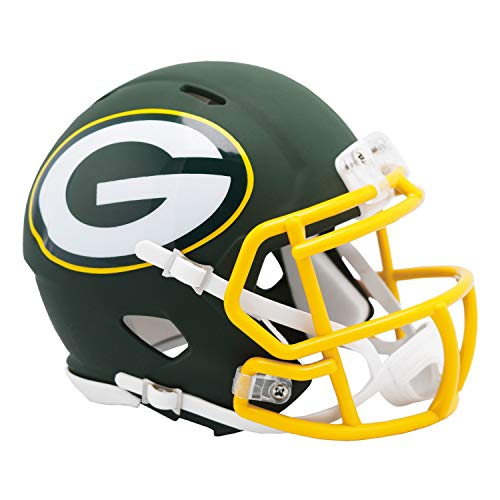 NFL Green Bay Packers Mini Replica Helmet