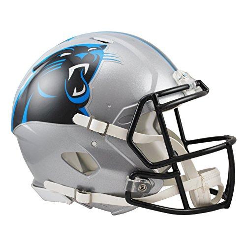 NFL Carolina Panthers Speed Authentic Football Helmet