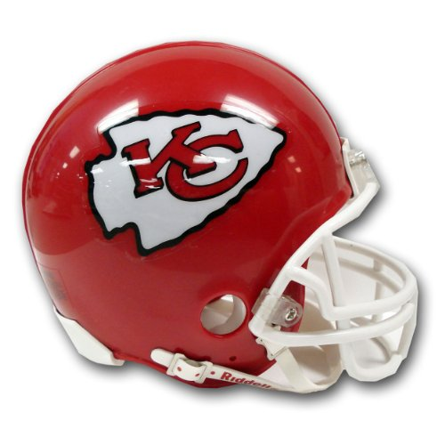 Riddell Kansas City Chiefs Replica Mini Helmet w/ Z2B Face Mask
