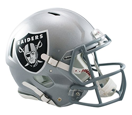 NFL Oakland Raiders Speed Authentic Football Helmet