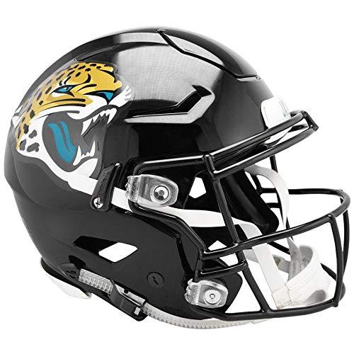 Riddell / Award Decals Jacksonville Jaguars Officially Licensed SpeedFlex Authentic Football Helmet