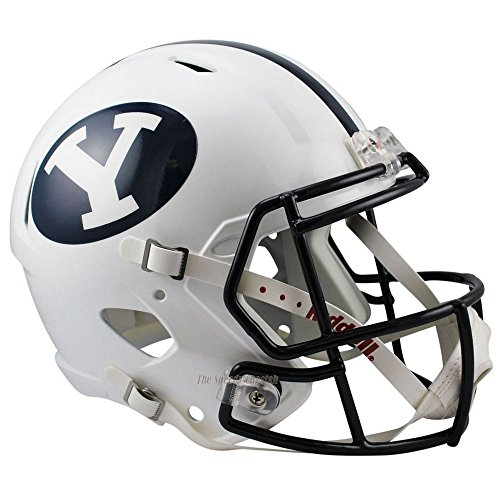 Riddell Brigham Young BYU Cougars Officially Licensed NCAA Speed Full Size Replica Football Helmet