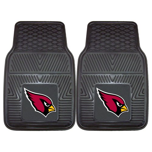 FANMATS - 8883 NFL Arizona Cardinals Vinyl Heavy Duty Car Mat