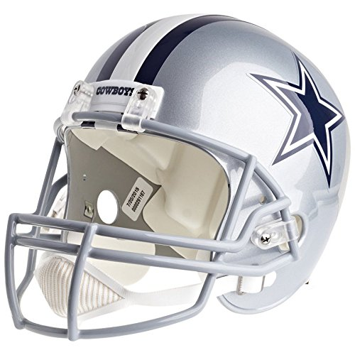 Riddell Dallas Cowboys Officially Licensed VSR4 Full Size Replica Football Helmet
