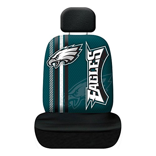 Fremont Die NFL Philadelphia Eagles Rally Seat Cover, Universal Fit, Universal Fit, Team Colors
