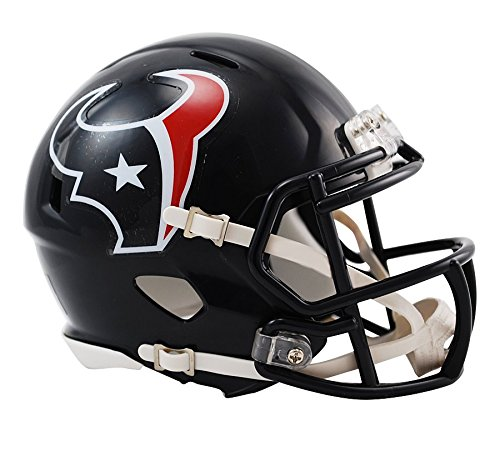Riddell Houston Texans NFL Replica Speed Mini Football Helmet