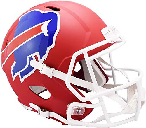 Riddell Buffalo Bills AMP Alternate Revolution Speed Replica Football Helmet - NFL Replica Helmets
