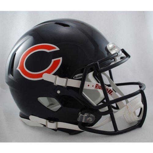 NFL Chicago Bears Speed Authentic Football Helmet
