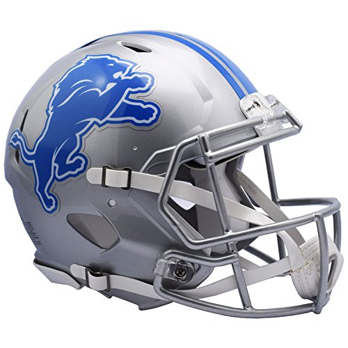Riddell Detroit Lions New 2017 Officially Licensed Speed Authentic Football Helmet