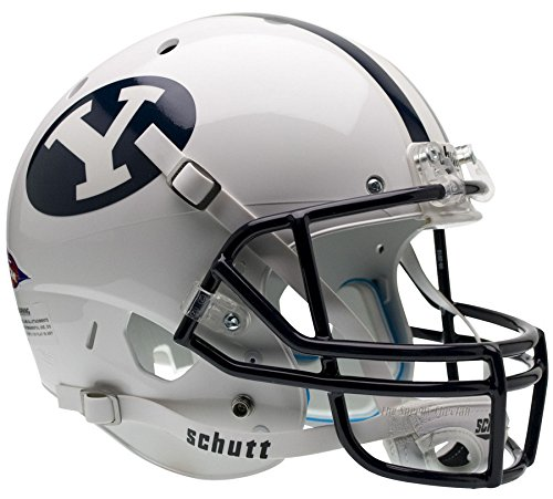 BYU Cougars Officially Licensed Full Size XP Replica Football Helmet