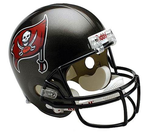 NFL Tampa Bay Buccaneers Deluxe Replica Football Helmet