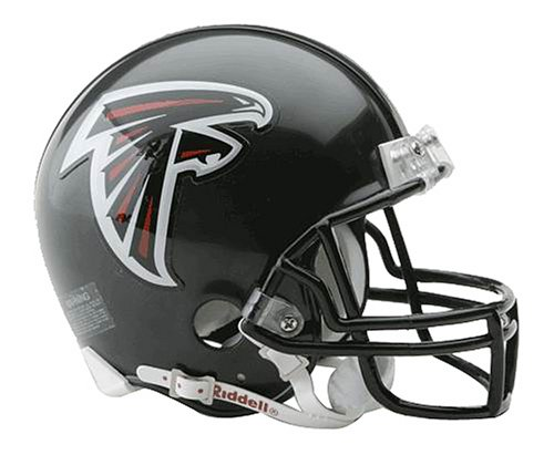NFL Atlanta Falcons Replica Mini Football Helmet