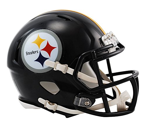 Riddell Pittsburgh Steelers NFL Replica Speed Mini Football Helmet