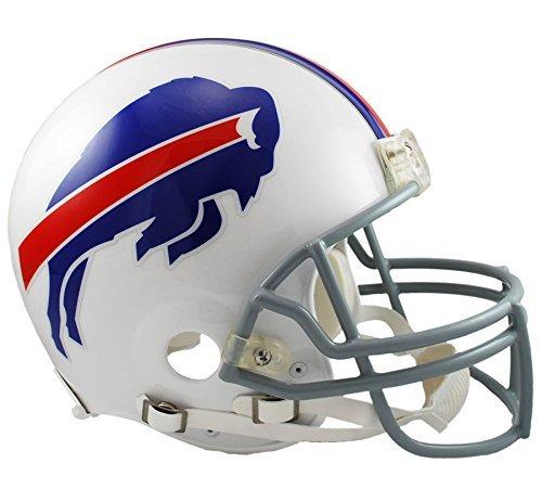 New Riddell Buffalo Bills VSR4 Mini Football Helmet
