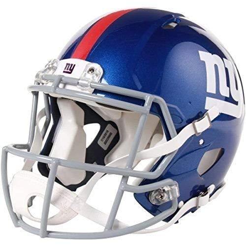 Riddell NFL New York Giants Speed Authentic Football Helmet