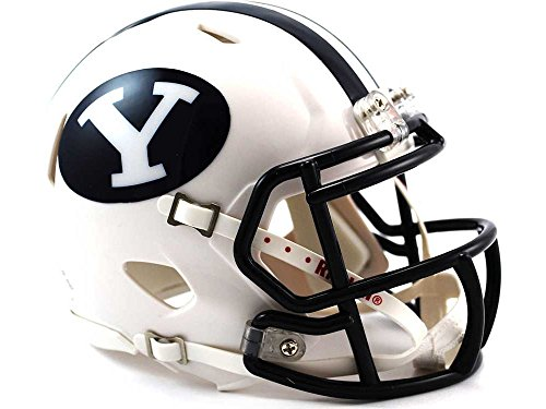 NCAA Brigham Young Cougars Speed Mini Helmet
