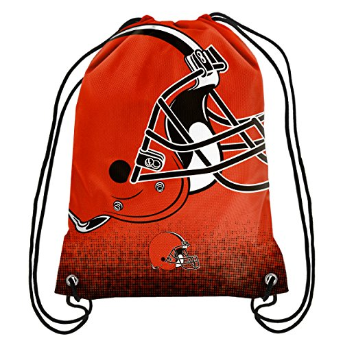 Cleveland Browns NFL Gradient Drawstring Backpack