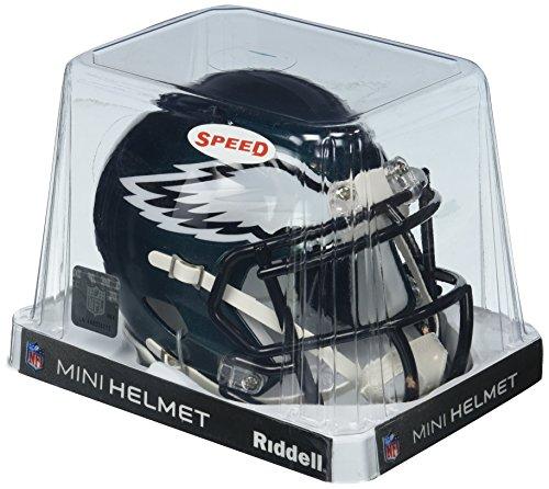 Riddell Philadelphia Eagles NFL Replica Speed Mini Football Helmet