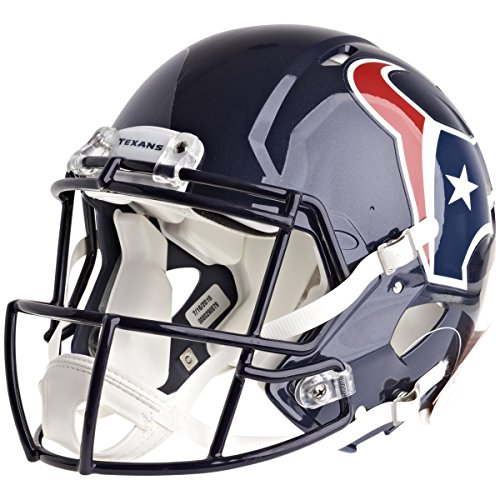 NFL Houston Texans Speed Authentic Football Helmet